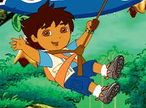 Diego Aventura in Padure