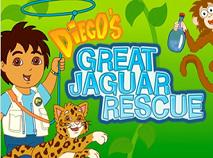 Diego Salveaza Jaguarul