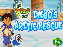 Diego Salveaza Ursii Polari