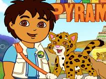 Diego in Piramida