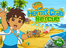 Diego's Hermit Crab Rescue