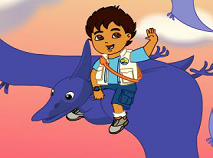 Diego's Dino Flyer Rescue