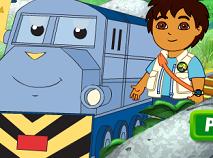 Diego's Railroad Rescue
