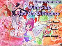 Diferente cu Winx Club
