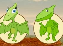Dinozaurii la Joaca