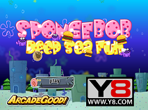 Distractie cu Spongebob