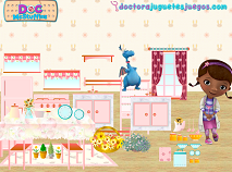 Doc McStuffins Kitchen Decoration