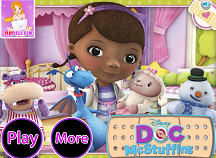 Doc McStuffins Room Decoration 2