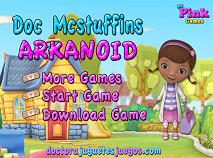 Doc McStuffins Arkanoid