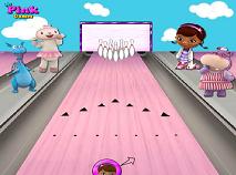 Doc McStuffins Bowling