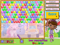 Doc Mcstuffins Bubble
