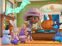 Doctorita Plusica Halloween Puzzle