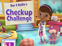 Doc and Haillie's Checkup Challenge