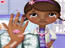 Doctorita Plusica Ranita la Mana