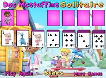 Doc McStuffins Solitare