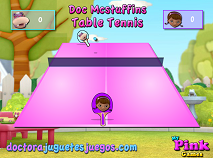 Doc McStuffins Table Tennis
