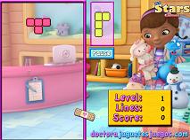 Doctorita Plusica Tetris