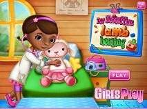 Doctorita Plusica Vindec-o pe Lambie