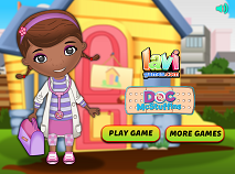 Doc McStuffins Dress Up 2