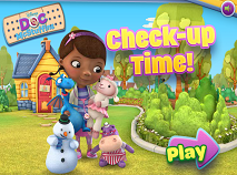 Doc McStuffins Check-Up Time