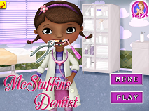 Doc McStuffins at the Dentist 2
