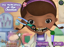 Doctorita Plusica la Dentist