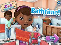Doc McStuffins Bathtime