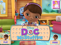 Doc McStuffins and  Toys