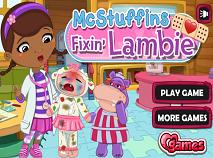 Doctorita Plusica si Vindecarea lui Lambie