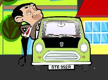 Domnul Bean in Orasul Fantomelor