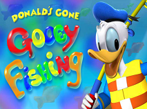 Donald's Gone Gooey Fishing