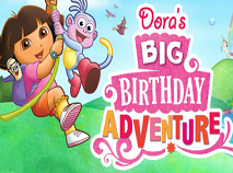 Dora Aventura de Aniversare