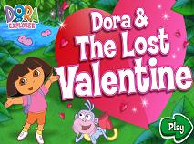 Dora Aventura de Ziua Indragostitilor