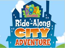 Dora Aventura in Oras