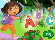 Dora Aventura in Padurea Alfabetului