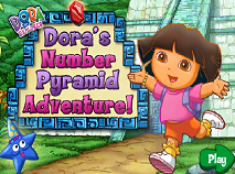 Dora Aventura in Piramida