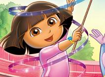 Dora Face Gimnastica