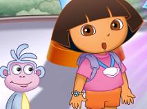 Dora Salveaza Regatul de Cristal