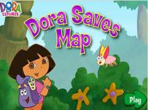 Dora il Salveaza pe Map
