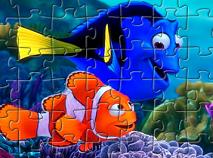Dory si Nemo Puzzle