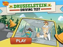 Drusselstein Driving Test