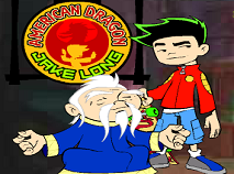 Dragonul American Mahjong