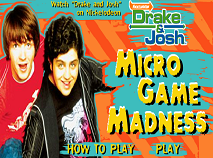Drake and Josh Micro Madness