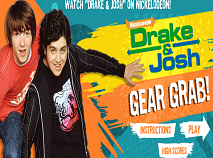 Drake and Josh Gear Grab
