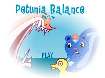 Echilibreaz-o pe Petunia