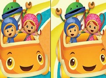 Team Umizoomi Differences