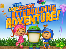 Team Umizoomi - Kite Building Adventure