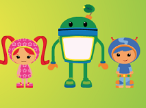 Team Umizoomi Crush
