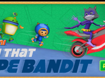 Team Umizoomi Catch That Shape Bandit