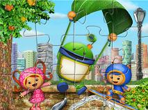Echipa Umizoomi Puzzle 3